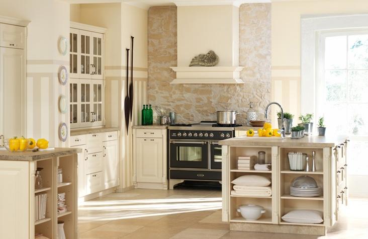engelse keuken in landelijke stijl